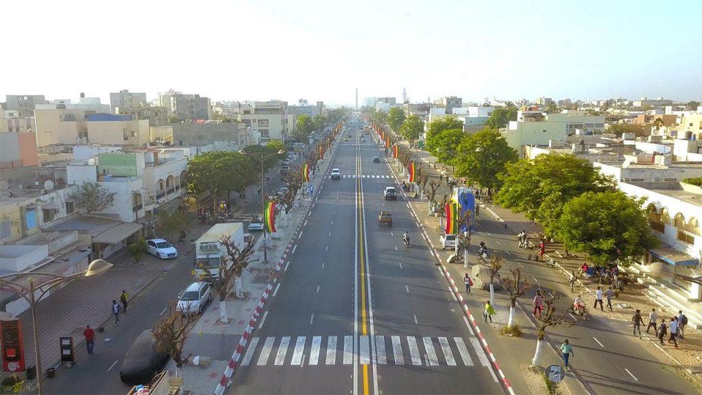 La ville de Dakar au lendemain des festivités de la fête de l'indépendance, Senegal Business friendly