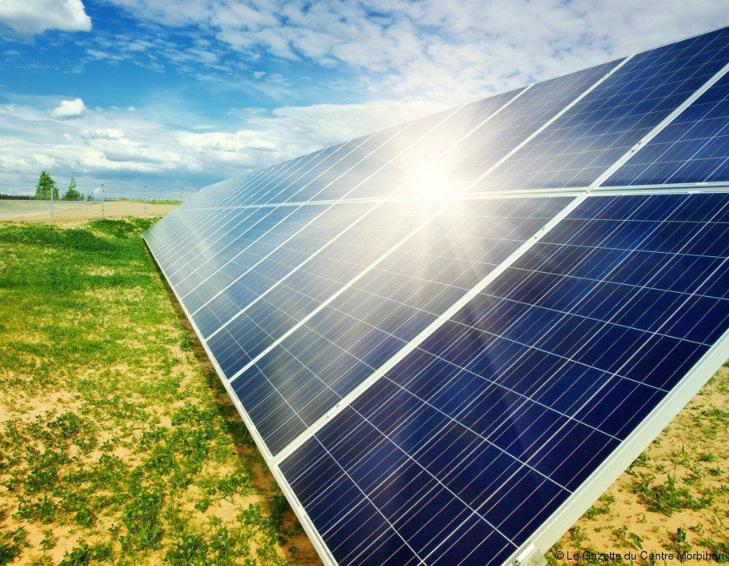 Des panneaux solaires au Sénégal Electricité