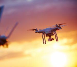 Un drone intelligent conçupar Mohamed Thiam