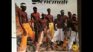 """La couverture d'un disque du groupe Sénégalais """"Sénémali"""""""