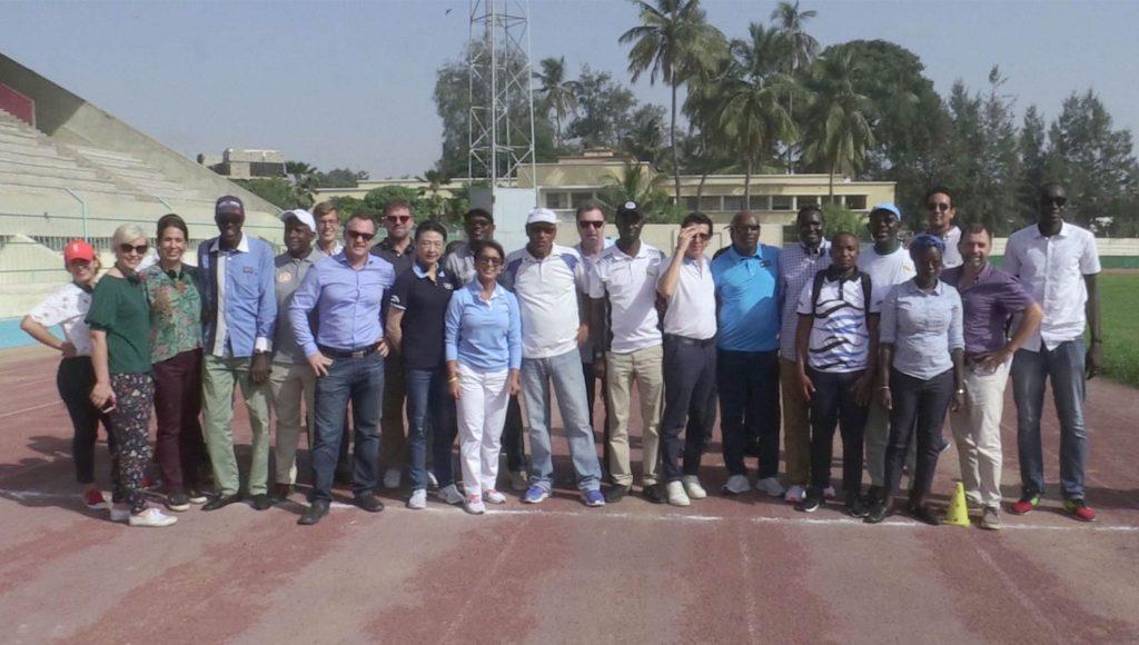 Jeux Olympiques Dakar 2022