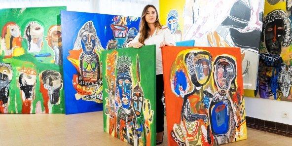 Galerie d'Océane Harati