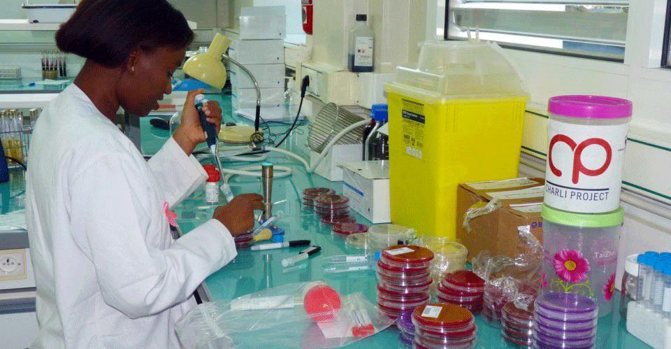 Au Sénégal les laboratoires développent des kits de dépistage rapide du coronavirus