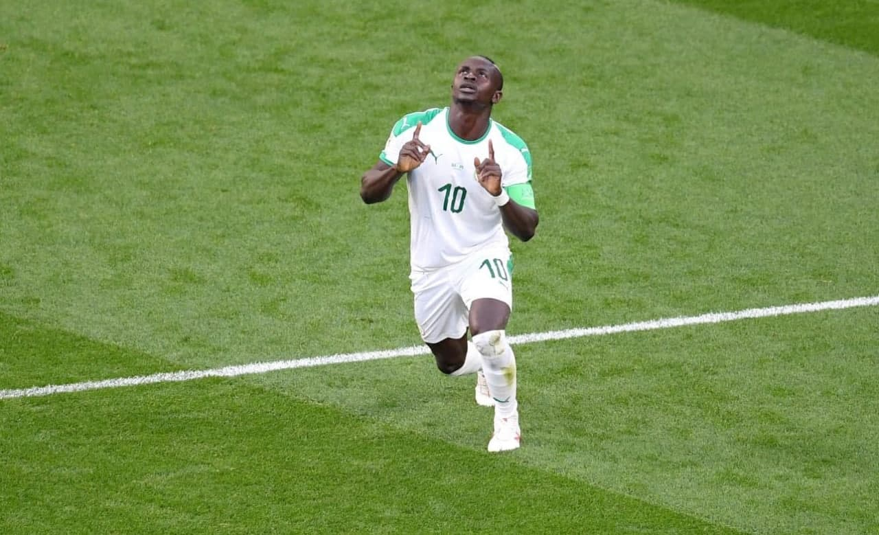 Sadio Mané propulse le Sénégal à la CAN 2022